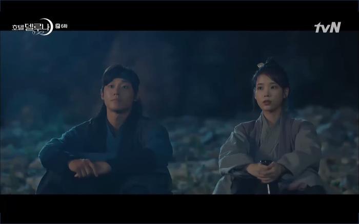 Phim Hotel Del Luna tập 6: IU ghen và giận dỗi vì Yeo Jin Goo gặp bạn gái cũ ảnh 39