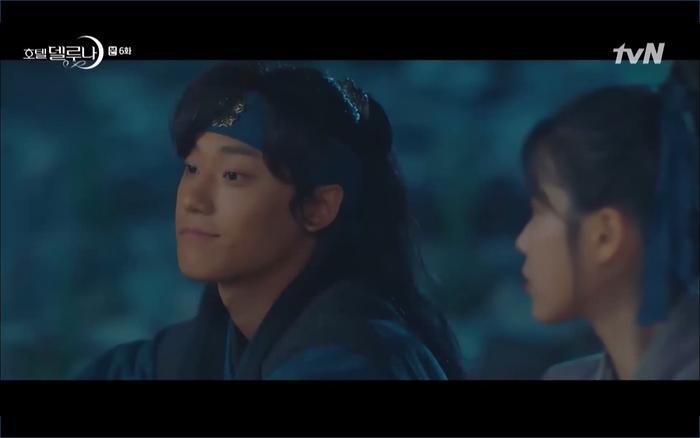 Phim Hotel Del Luna tập 6: IU ghen và giận dỗi vì Yeo Jin Goo gặp bạn gái cũ ảnh 40