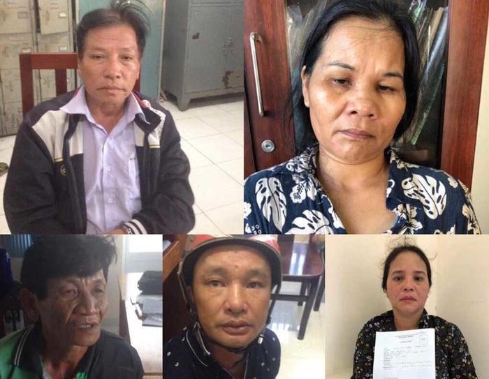 Bắt nhóm đối tượng chuyên dàn cảnh móc túi trên xe buýt ở Sài Gòn do 2 chị em ruột cầm đầu. Ảnh: VietNamNet