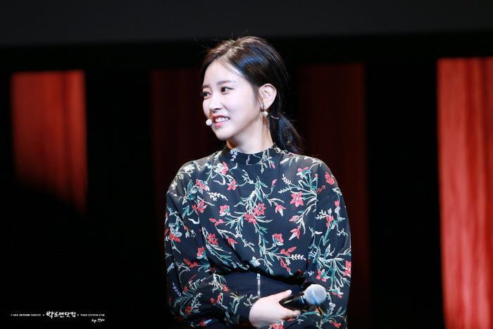 Cô nàng Soyeon.