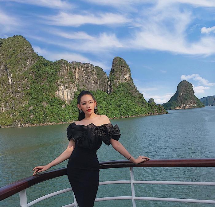 Cuộc thiMiss World Việt Nam 2019 đã mang đến cho cô bạn trẻ tuổi những trải nghiệm thú vị, có cơ hội làm quen và học hỏi những đàn chị đi trước, qua đó, trau dồi cho mình những kiến thức, kinh nghiệm trên con đường hoạt động nghệ thuật sắp tới.