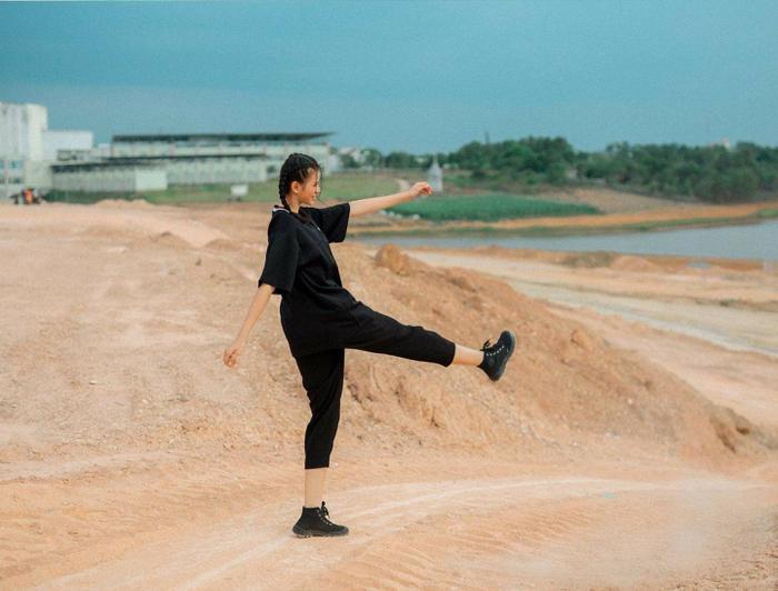 Vừa bận rộn luyện tập vừa phải đầu tư cho việc học nhưng Minh An luôn dẫn đầu cả lớp về thành tích học tập.