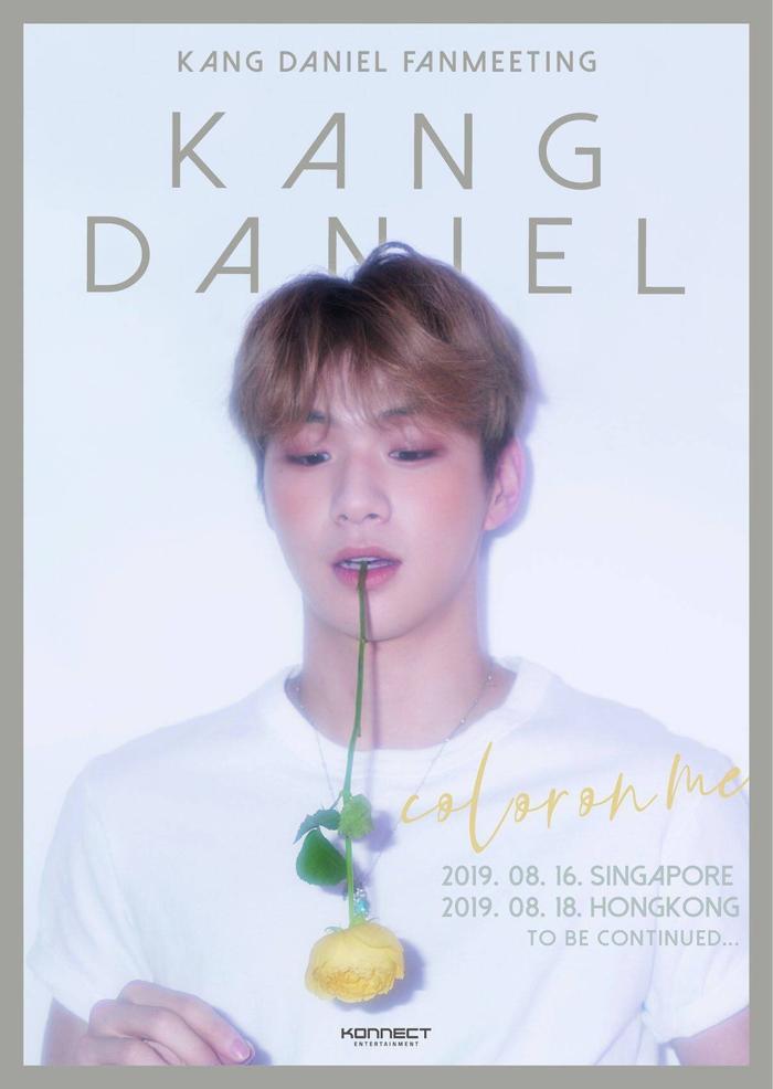 Hiện tại, Kang Daniel chỉ xếp sau nhóm nhạc quốc dân BTS về lượng sales album trong ngày đầu.