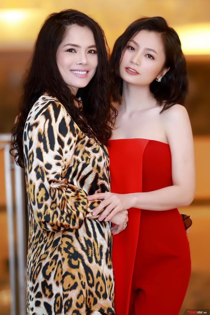 Kiều Thanh  Diệu Hương trở lại màn ảnh nhỏ, Lương Thanh hóa Tuesday tranh chồng cùng Hồng Diễm ảnh 4