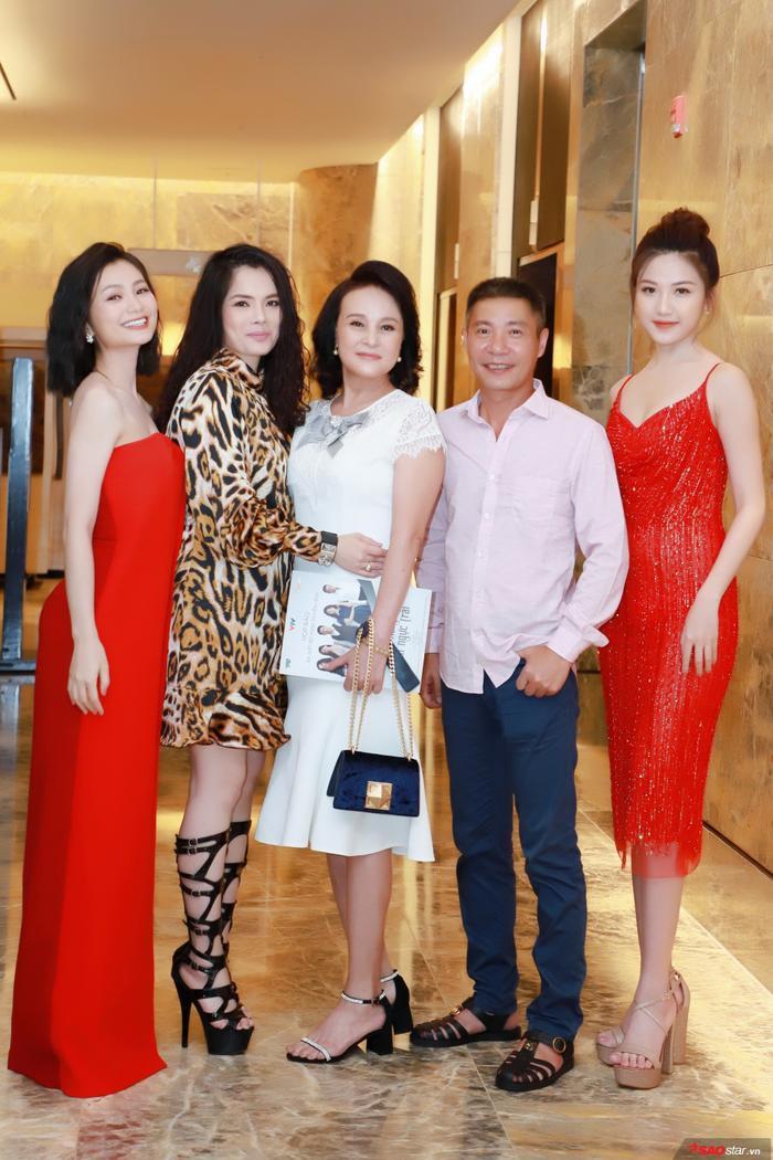 Kiều Thanh  Diệu Hương trở lại màn ảnh nhỏ, Lương Thanh hóa Tuesday tranh chồng cùng Hồng Diễm ảnh 3