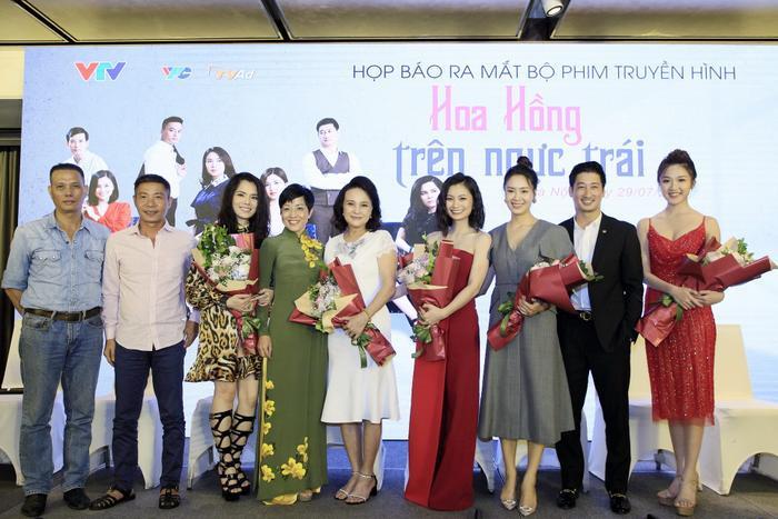Kiều Thanh – Diệu Hương trở lại màn ảnh nhỏ, Lương Thanh hóa 'Tuesday' tranh chồng cùng Hồng Diễm.