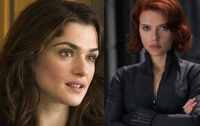 Rachel Weisz sẽ hóa thân thành một phiên bản Black Widow.