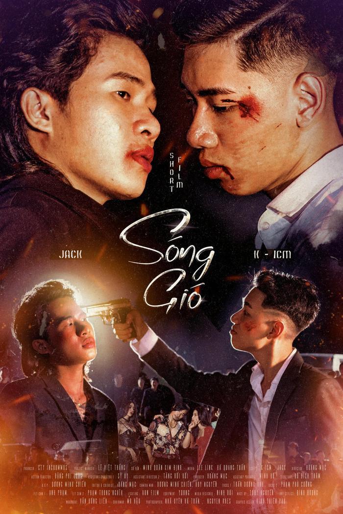 Poster chính thức của bộ phim mới được phát hành.