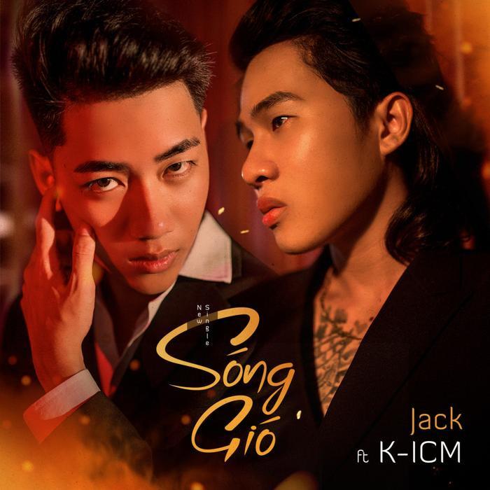 K-ICM & Jack tung poster 'Sóng gió', 'nhá hàng' hình ảnh mới trước thềm ra mắt phim ngắn đầu tay.