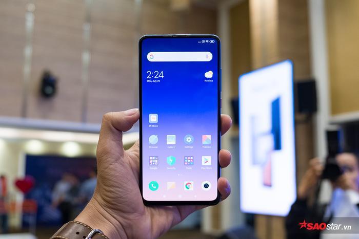 MI 9T là sản phẩm mới nhất trong dòng MI 9 của Xiaomi.