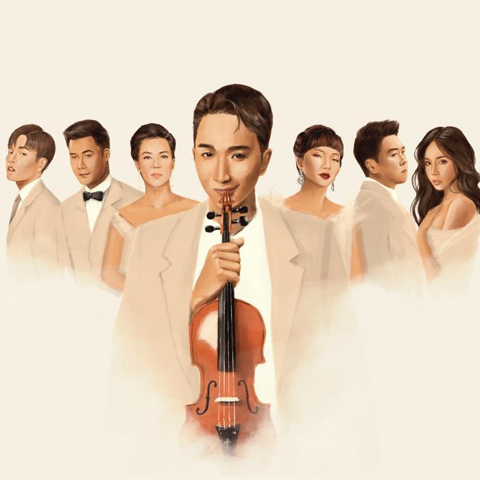 Dự án đĩa than Trò chuyện của nghệ sĩ violin Hoàng Rob có sự quy tụ của những ca sĩ hàng đầu nhưdiva như Hà Trần, Thu Phương, Quang Dũng, Lê Hiếu, ca nương Kiều Anh…