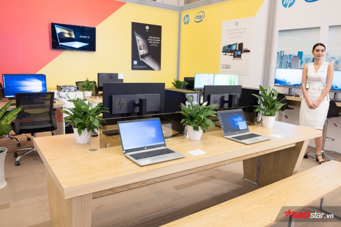 Dành cho học sinh – sinh viên: Để chuẩn bị cho mùa tựu trường, HP giới thiệu đến người dùng phiên bản nâng cấp của dòng máy tính xách tay HP 14/15, HP Pavilion x360 và HP ENVY 13 với thiết kế mỏng nhẹ và thời lượng pin dài.