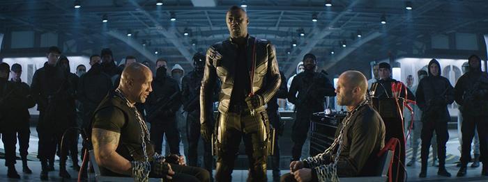 Fast  Furious: Ác nhân giống Thanos, Hobbs và Shaw chẳng khác gì siêu anh hùng! ảnh 2