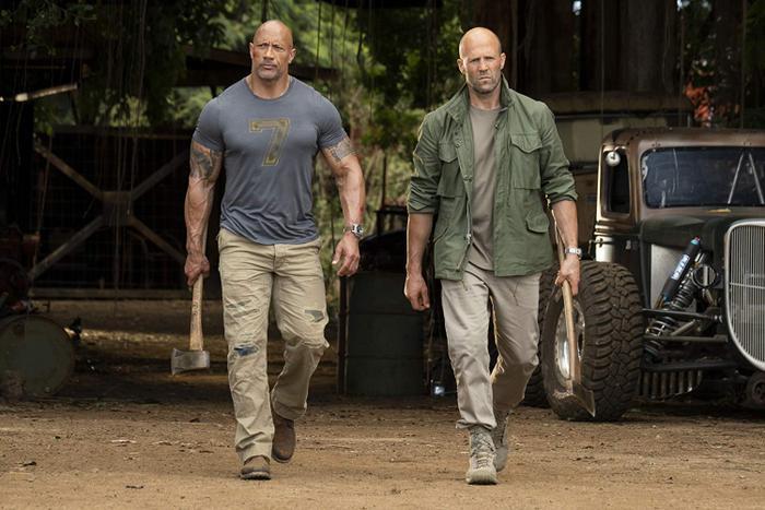 Fast  Furious: Ác nhân giống Thanos, Hobbs và Shaw chẳng khác gì siêu anh hùng! ảnh 5
