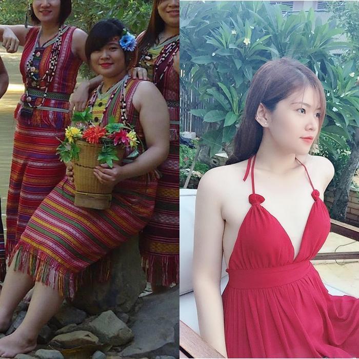 Minh Diệu giảm hơn 40kg trong vòng một năm rưỡi.
