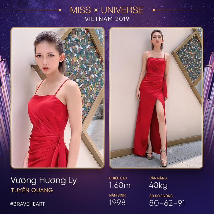 Sở hữu mái tóc ngắn cá tính Vương Hương Ly, cô gái sinh năm 1998 mang đến một hình ảnh hiện đại trẻ trung. Đây cũng là phong cách đời thường mà người đẹp hướng tới, thông qua cuộc thi Hương Ly muốn rèn luyện và trau dồi bản thân để trở thành người phụ nữ độc lập, tự chủ trong thời hiện đại.