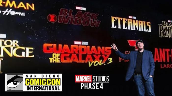 Marvel đã công bố rất nhiều thứ trong sự kiện SDCC.
