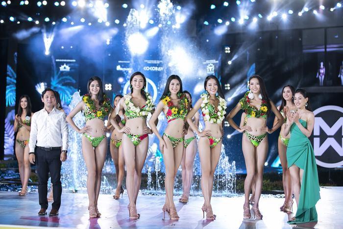 Top 5 người đẹp biển tại Miss World năm nay.