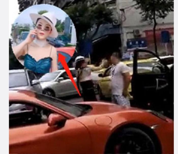 Đã sai còn tỏ thái độ hống hách, nữ tài xế xe Porsche bị người đàn ông tát 'nổ đom đóm mắt'