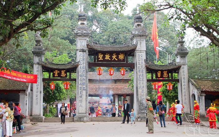 Chùa Láng (Ảnh: vietnam-tourism)