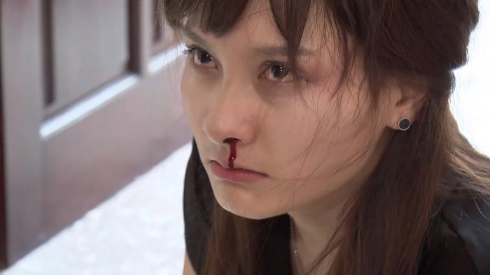 """Hoàn cảnh éo le của nhân vật Minh Vân do Bảo Thanh thủ vai trong """"Sống chung với mẹ chồng"""""""