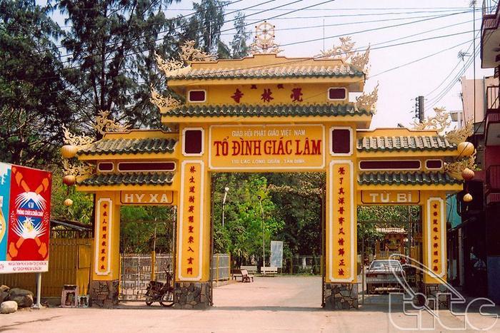 Chùa Giác Lâm. (Ảnh: vietnam-tourism)