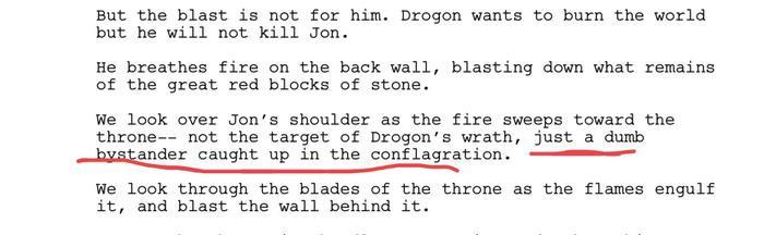 Tiết lộ kịch bản 'Game of Thrones' Season 8: Fan thêm một lần đau vì câu từ nhảm nhí của biên kịch ảnh 7