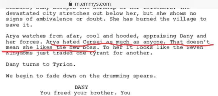 Tiết lộ kịch bản 'Game of Thrones' Season 8: Fan thêm một lần đau vì câu từ nhảm nhí của biên kịch ảnh 5