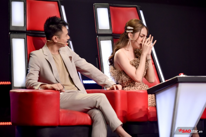Tập 3 The Voice Kids 2019: Tưởng liên minh bền lâu, Phạm Quỳnh Anh bất ngờ bị Ali Hoàng Dương lật kèo ảnh 4