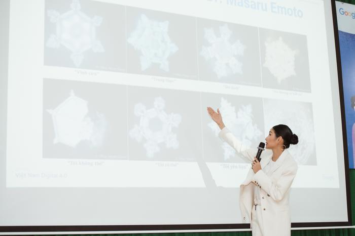 Hoàng Thùy tâm huyết với dự án WE mang đến Miss Universe: Làm gì khi bị chê bai nhan sắc? ảnh 3