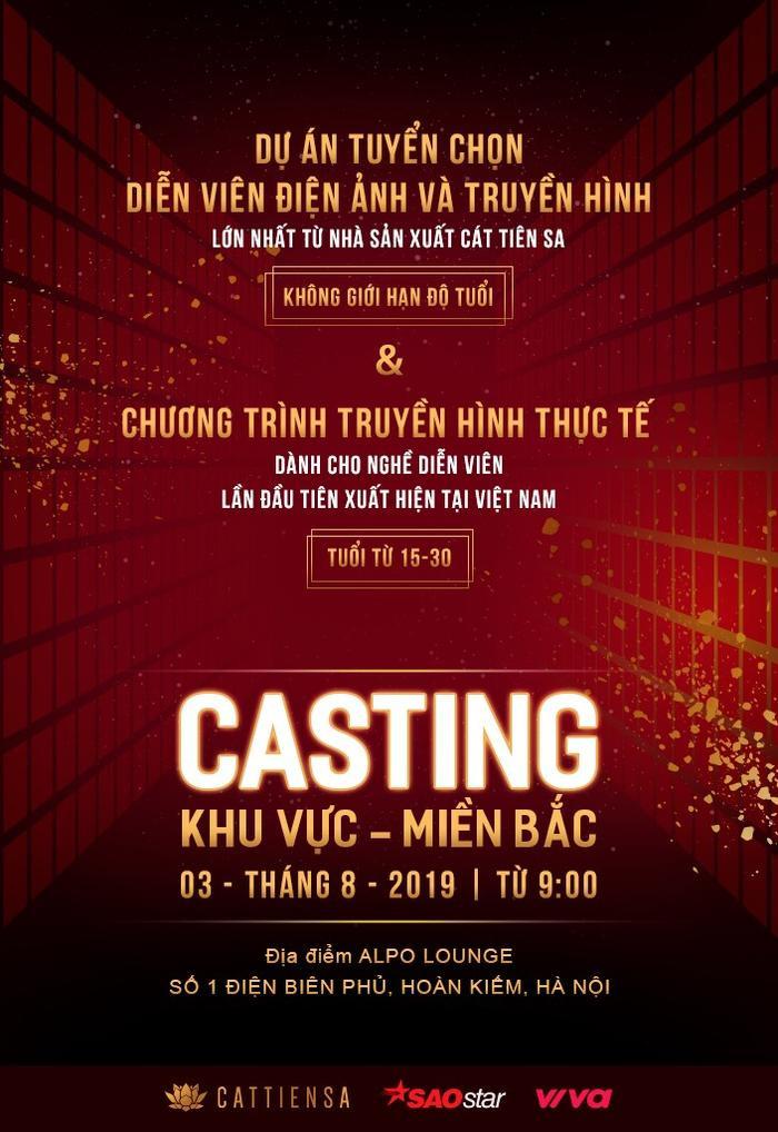 NSND Lê Khanh ngồi ghế giám khảo casting chương trình Tìm kiếm Ngôi sao điện ảnh 2019 tại Hà Nội.