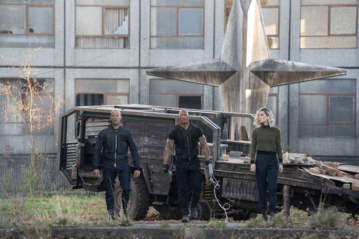 Deckard Shaw: Từ ác nhân đến nhân vật được yêu thích bật nhất Fast  Furious ảnh 3