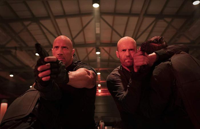 Deckard Shaw: Từ ác nhân đến nhân vật được yêu thích bật nhất Fast  Furious ảnh 2