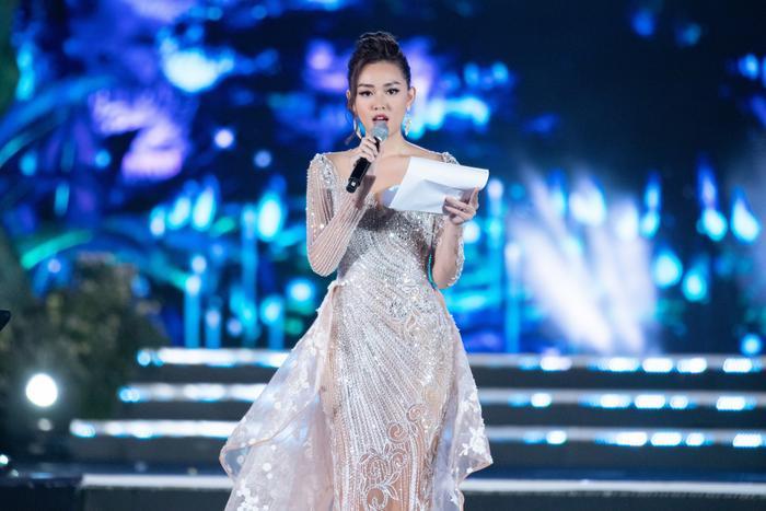 Đại diện Việt Nam tại Miss Intercontinental 2019 - Nguyễn Tường San.