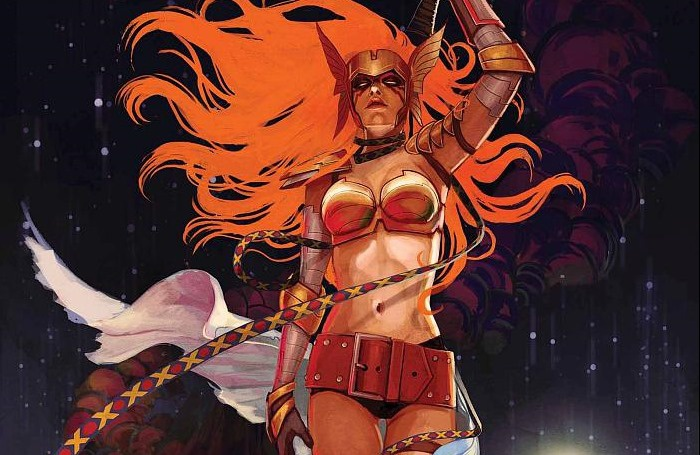 Angela - Cô chị gái siêu bá đạo của Thor