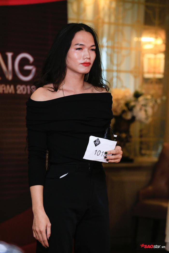 Những câu chuyện tại casting Siêu mẫu Việt Nam 2019: Khi những con người đặc biệt của cộng đồng LGBT truyền cảm hứng ảnh 3