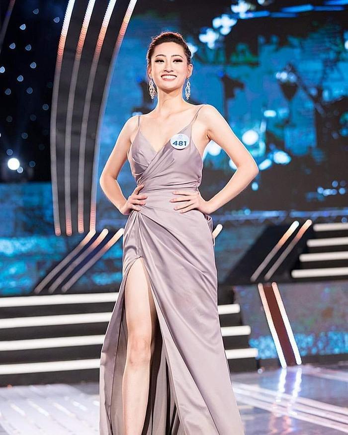 Soi nhan sắc tân hoa hậu Miss World Việt Nam 2019 Lương Thùy Linh, vừa đăng quang đã là bản sao của Đỗ Mỹ Linh ảnh 5