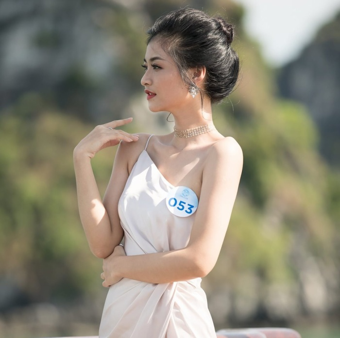 Miss World Vietnam 2019: Hoa hậu và Á hậu 2 khoá facebook, và đây là chân dung Á hậu 1 ảnh 3