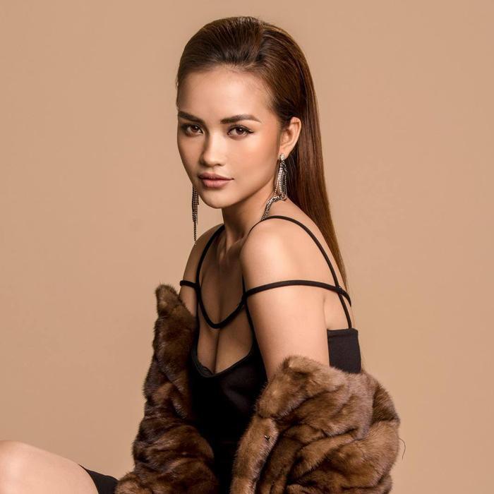 Đại diện Việt Nam tại Hoa hậu Siêu quốc gia 2019 - Ngọc Châu.