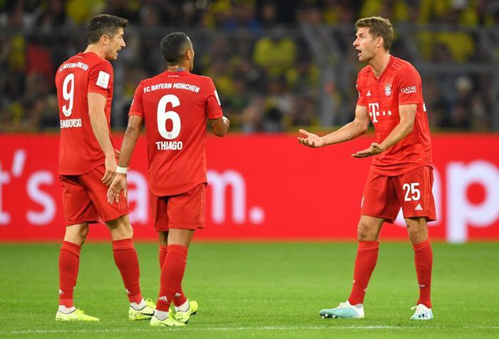 """Thậm chí, mất đi bộ đội Robben - Ribery, """"hùm xám"""" giảm hẳn sức sáng tạo."""