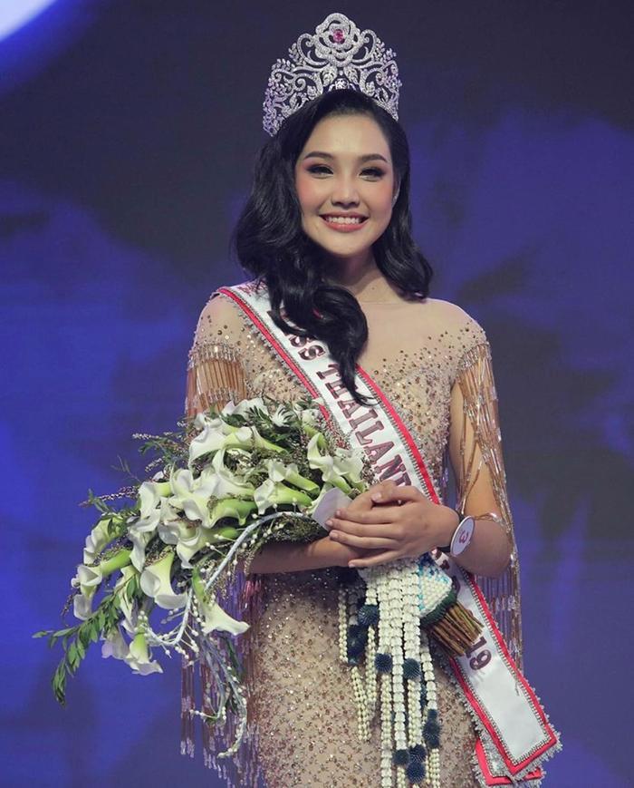Narintorn Chadaphatworachote (Grace) – Miss World Thailand 2019.