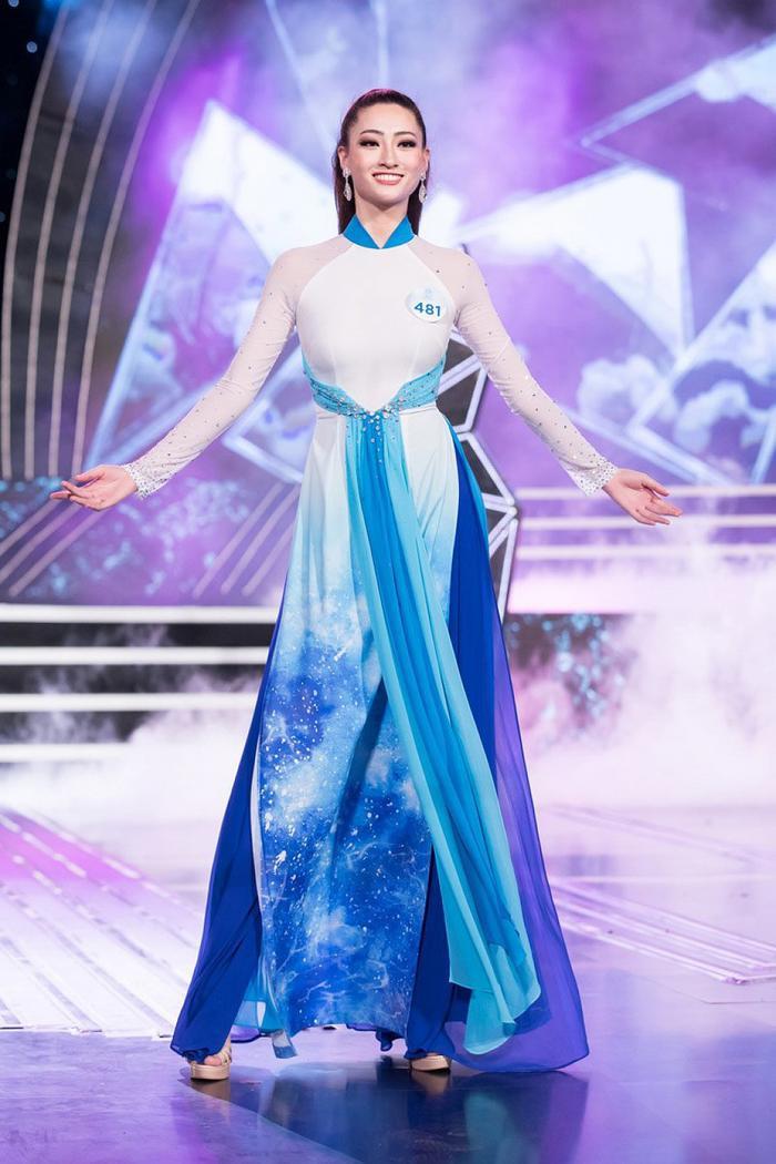Thùy Linh nổi trội về nhan sắc, lấn át Hoa hậu Thái Lan về điều này tại Miss World 2019! ảnh 9