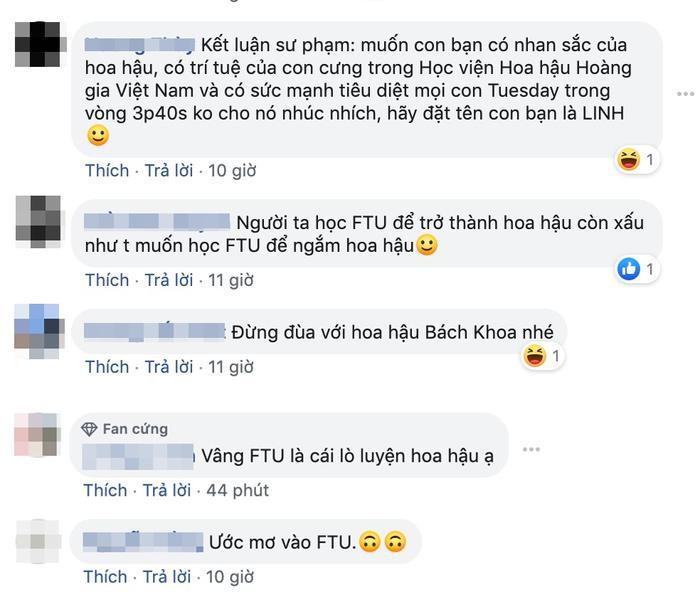 """Thậm chí có người còn gọi FTU là """"lò luyện hoa hậu""""."""