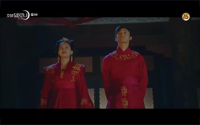 Man Wol là kẻ tàn sát đám cưới của Song Hwa.