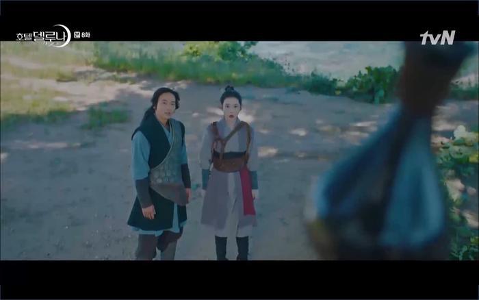 Man Wol đã rơi vào kế của Cheon Meong và công chúa Song Hwa.