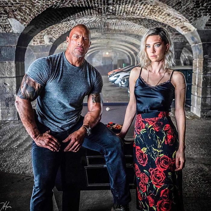 Không phải Hobbs hay Shaw, đây mới là hai nhân vật gây sốt nhất phần ngoại truyện Fast and Furious 2019 ảnh 2