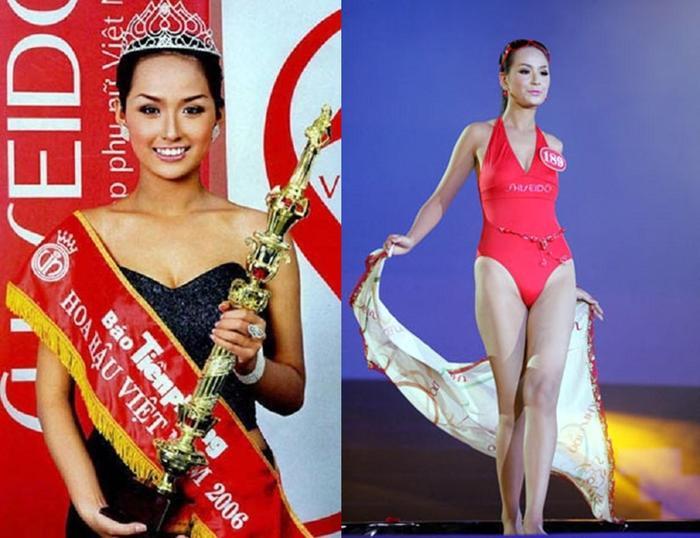 Hoa hậu Việt Nam 2006 - Mai Phương Thúy