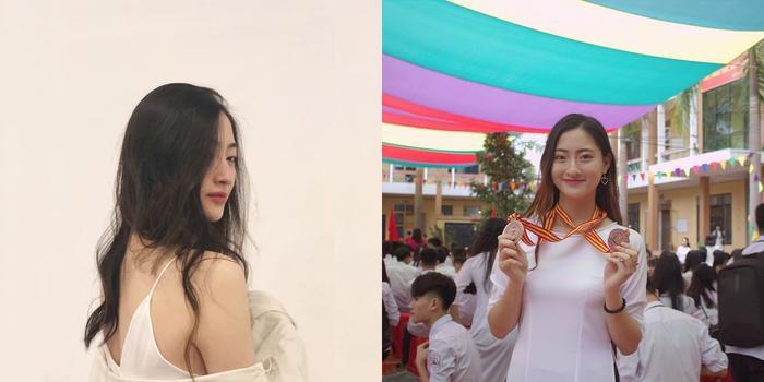 Lương Thùy Linh có thành tích học tập tốt, sở hữu IELTS 7.5.