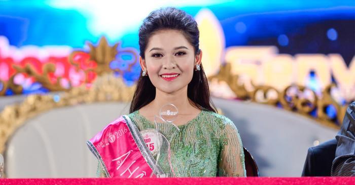 Á hậu Việt Nam 2016 - Huỳnh Thị Thùy Dung.