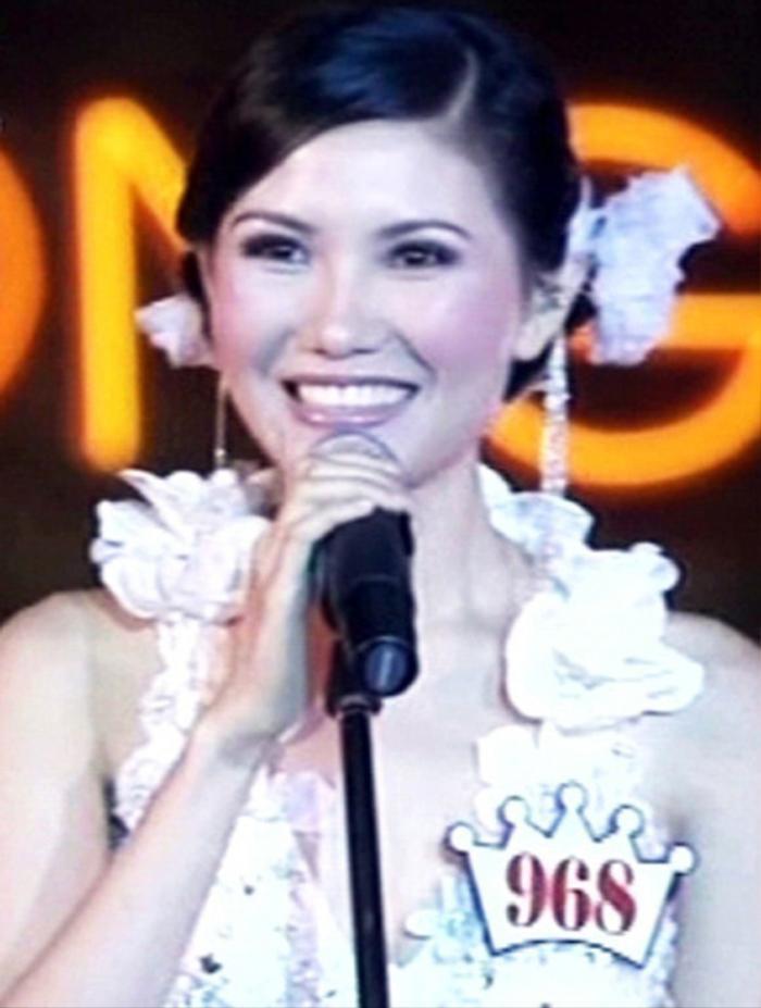 Á hậu Việt Nam 2004 - Trịnh Chân Trân